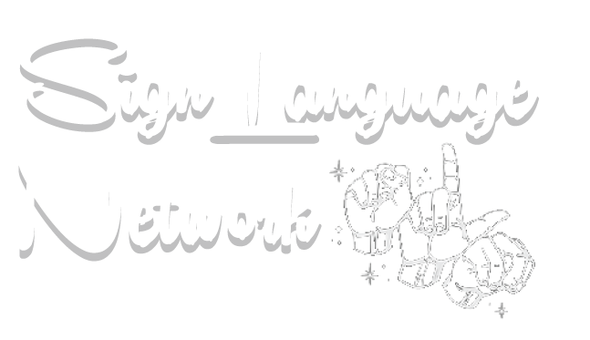 Sign Language Network